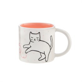 Cutie Cat Feline Good Mug