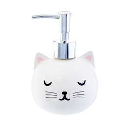 Cutie Cat Hand Wash Dispenser