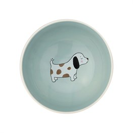 Barney The Dog  Bowl
