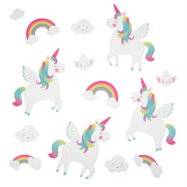 Unicorn Wall Sticker Set