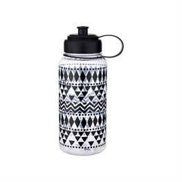 Scandi Boho Water Bottle 1 Litre