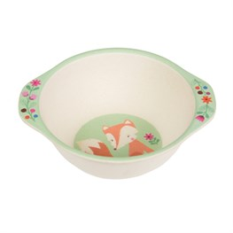 Woodland Friends Bamboo Kid's Bowl