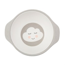 Sweet Dreams Cloud Bamboo Kid's Bowl