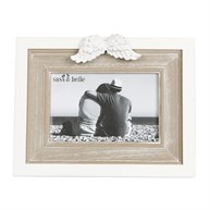 Angel Wings Landscape Photo Frame Small