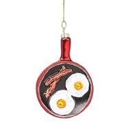 Christmas Fry Up Shaped Bauble