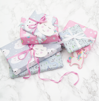 Gift Tags & Wrapping Paper